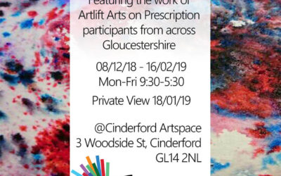 Exhibition at Artspace Cinderford