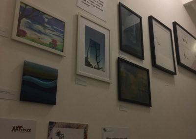 Artlift exhibition at Cinderford