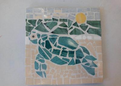 MOsaic - Artwork from an Artlift class