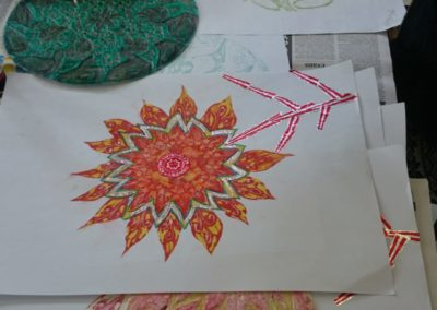 Artwork from an Artlift class
