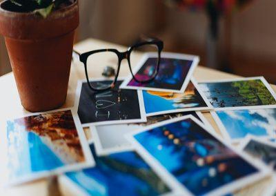Postcard Conversations